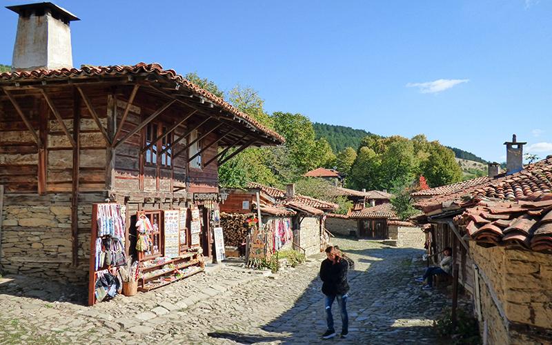 Zheravna Bulgaristan