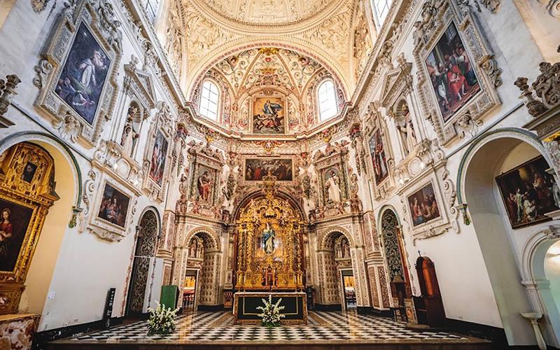 granada kiliseler