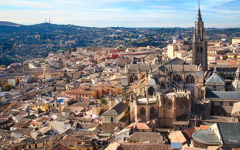 ispanya şehirleri