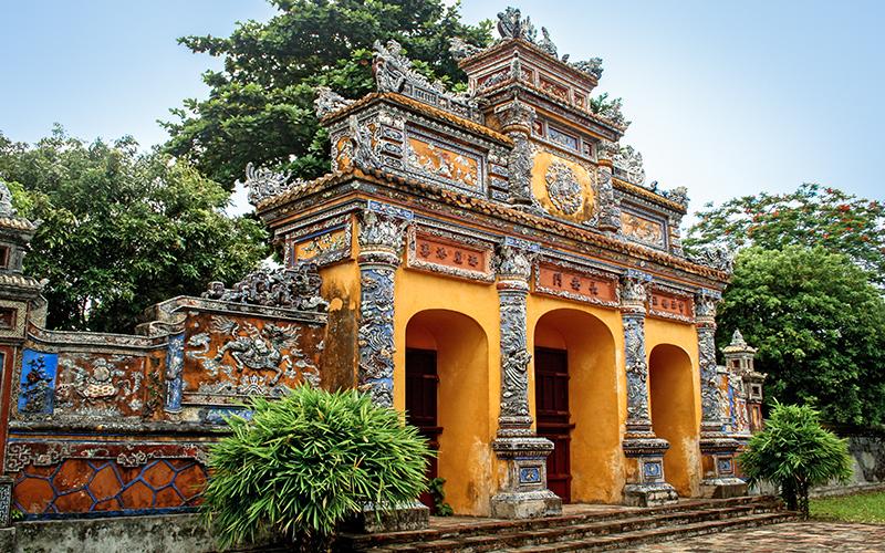 vietnam gezilecek yerler hue
