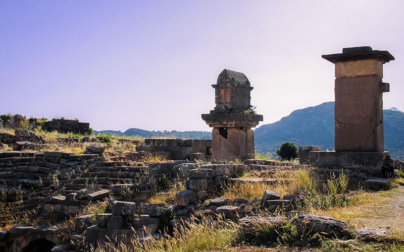 Kaş Xanthos