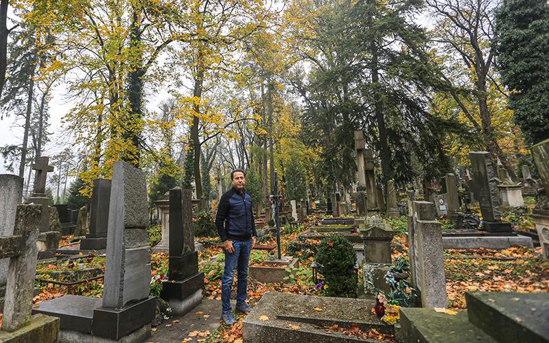 Lviv Lychakiv Cemetery