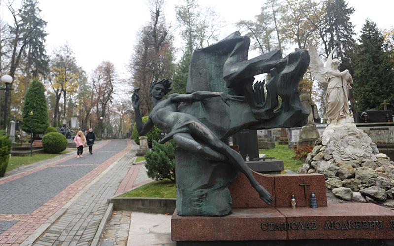 Lychakiv Mezarlığı, Lviv