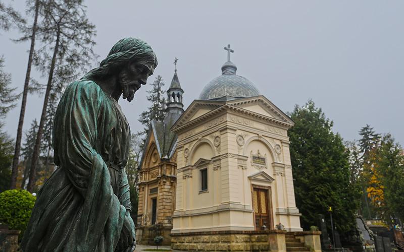Lychakiv Mezarlığı