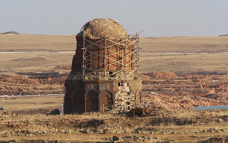 ani ermeni kiliseleri