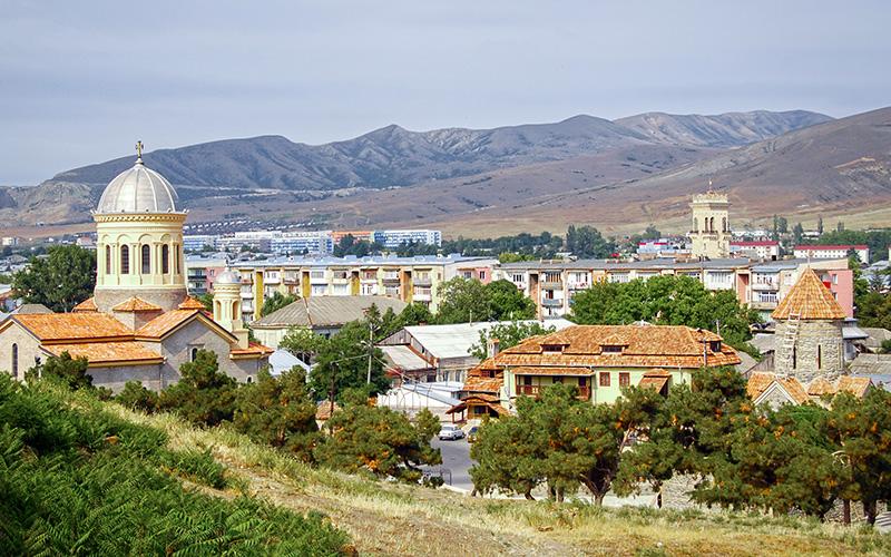 gurcistan gezi
