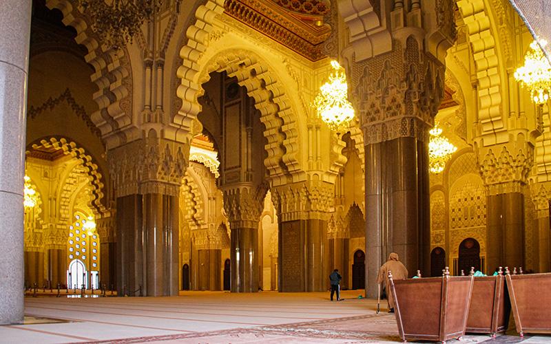 Hasan II Camii