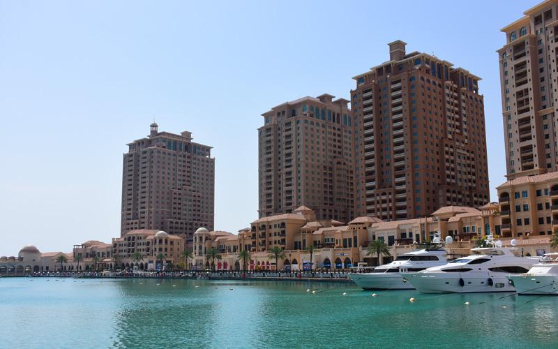 Doha The Pearl Qatar