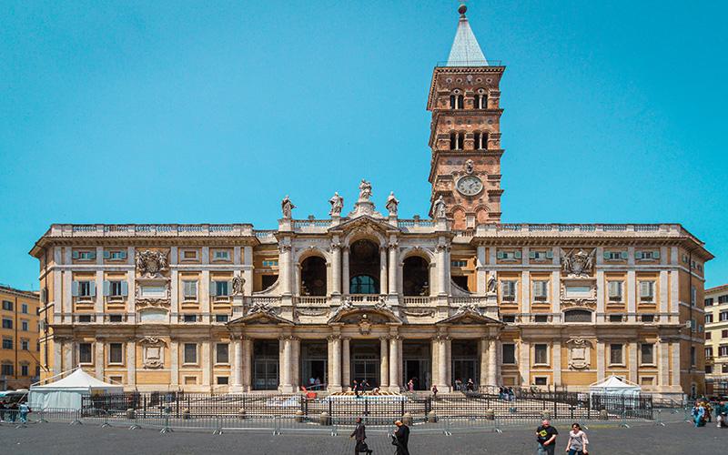 Santa Maria Maggiore Bazilikası