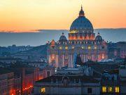 aziz petrus bazilikasi