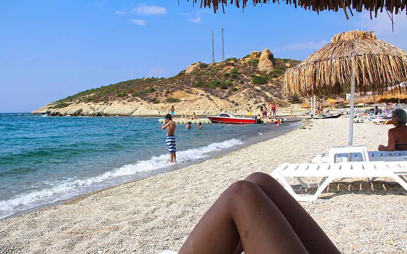 foça plajları