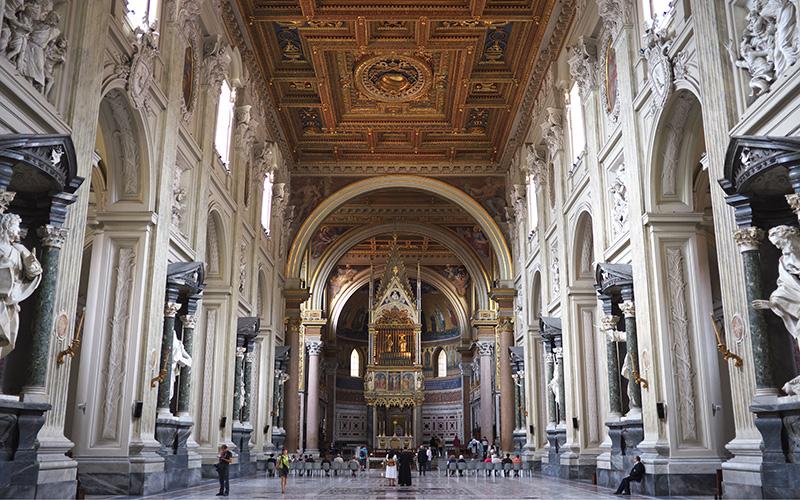 San Giovanni in Laterano Kilisesi