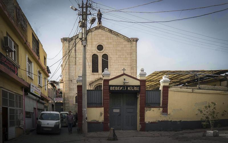 adana bebekli kilise