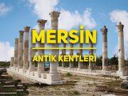 mersin antik kentleri