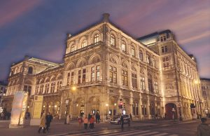 opera binası viyana