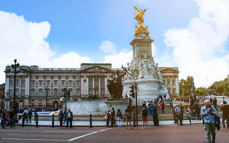 Buckingham Palace Londra Rehberi