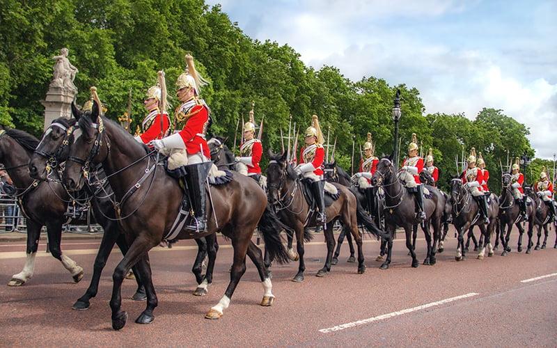 Buckingham Sarayı Londra
