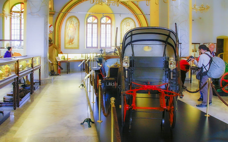 Cunda Taksiyarhis Müzesi