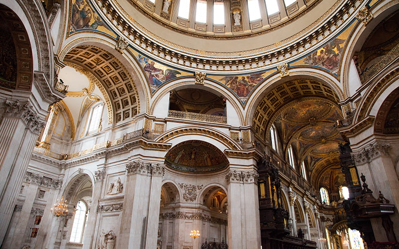 Londra Aziz Paul Katedrali