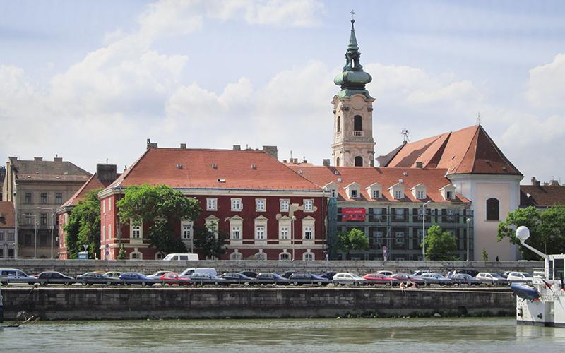 St. Ferenc Church Budapest