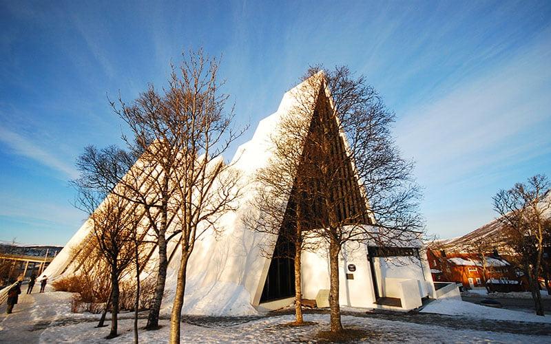 Tromso Arctic Cathedral