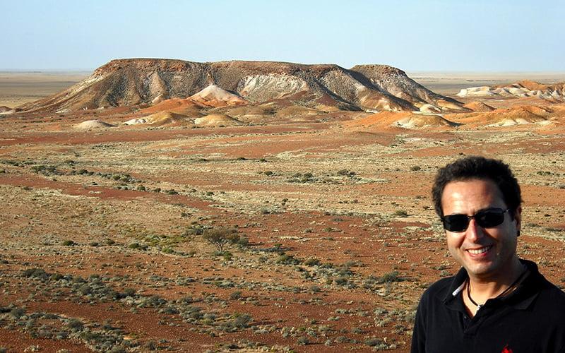 avustralya outback