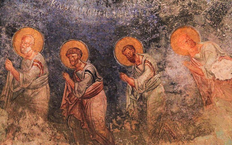 St. Nicholaos Kilisesi Freskleri