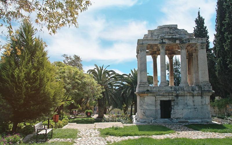 Mausoleum, Milas , Muğla