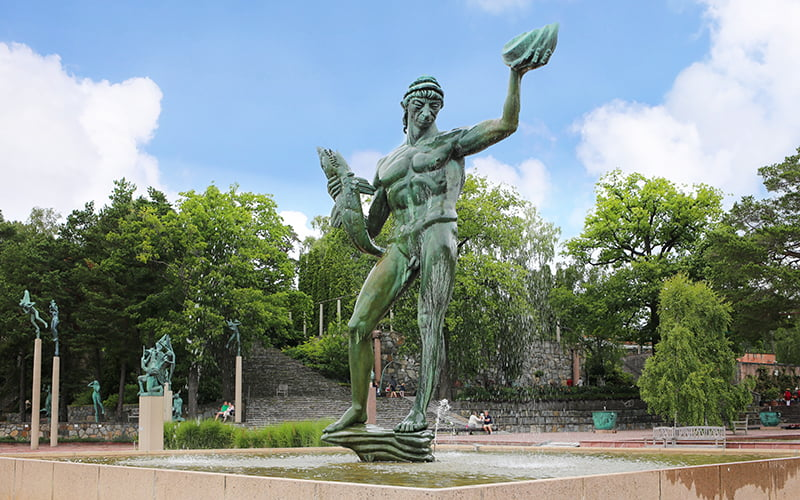 stockholm millesgarden