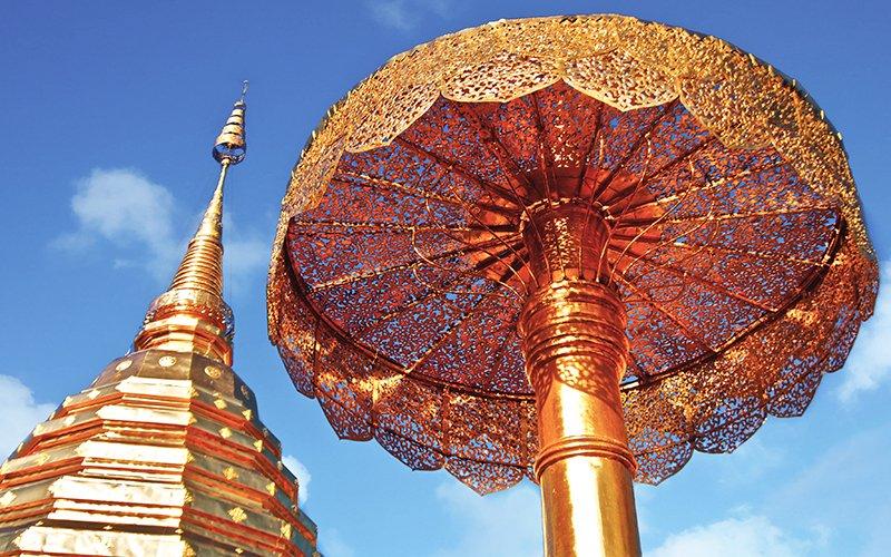 Chiang Mai Wat Phra Doi Suthep