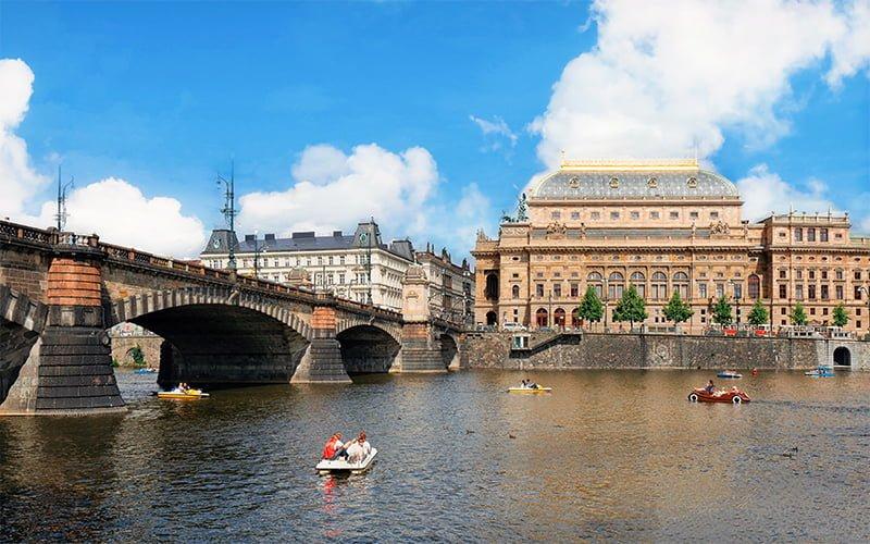 Prag Ulusal Tiyatro