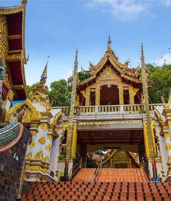 Wat Phra Doi Suthep Chiang Mai
