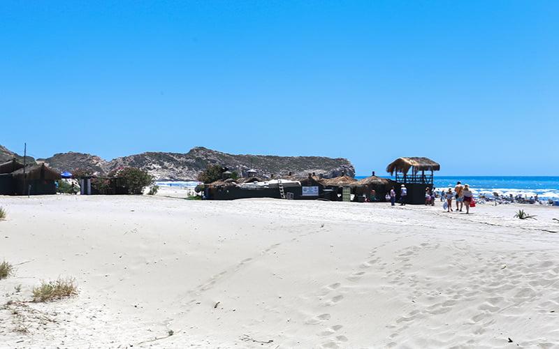 Kaş-Fethiye Yolu Patara Plajı