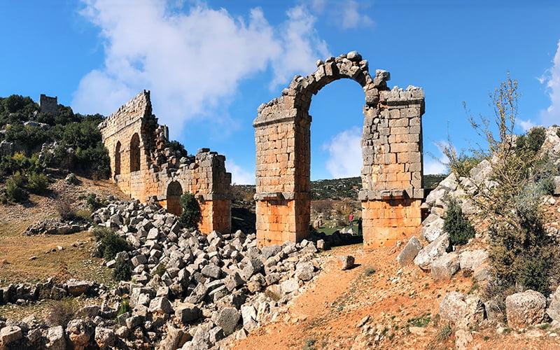 mersin olba antik kenti