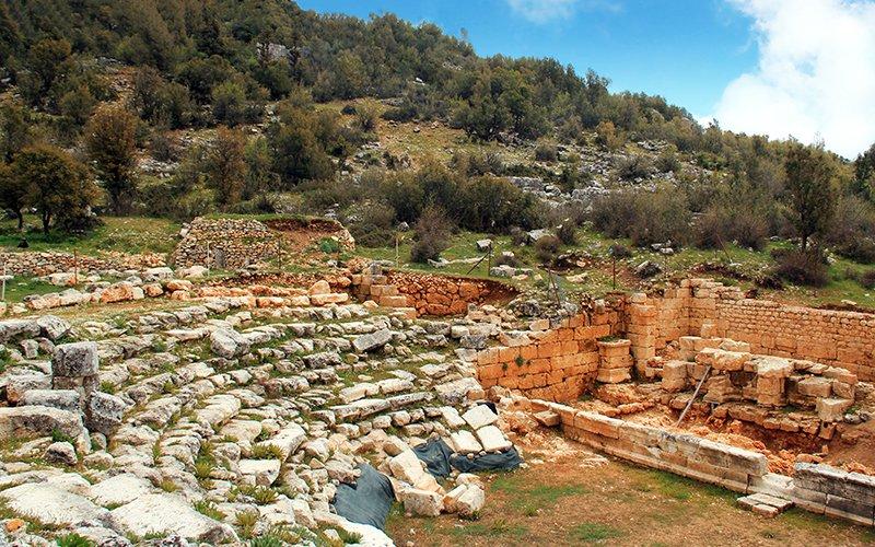 olba antik kenti bilgi