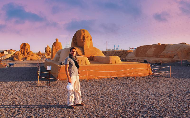 Hurghada Hurghada Sand Museum
