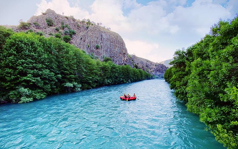 tunceli rafting