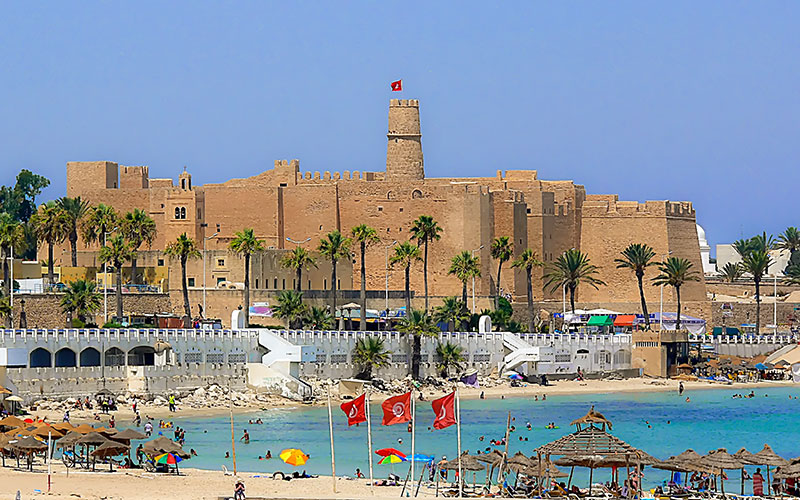 Ribat Monastir Tunus