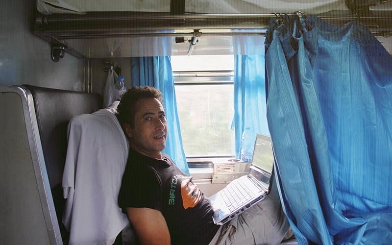 Bangkok Hat Yai Train