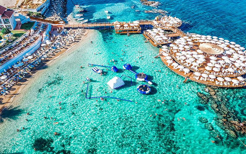Kıbrıs salamis otel