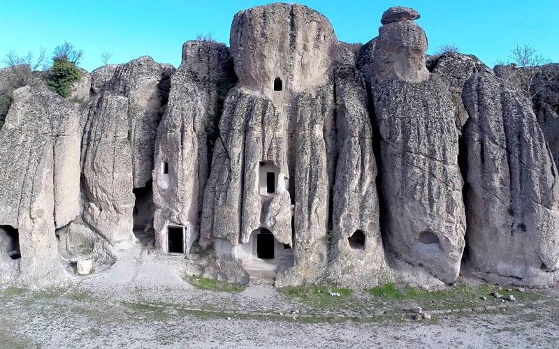 Kilistra Antik Kenti,Meram, Konya