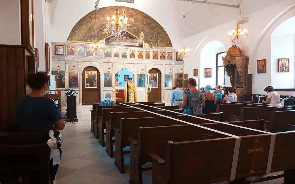 Aziz Mikail ve Cebrail Ortodoks Kilisesi