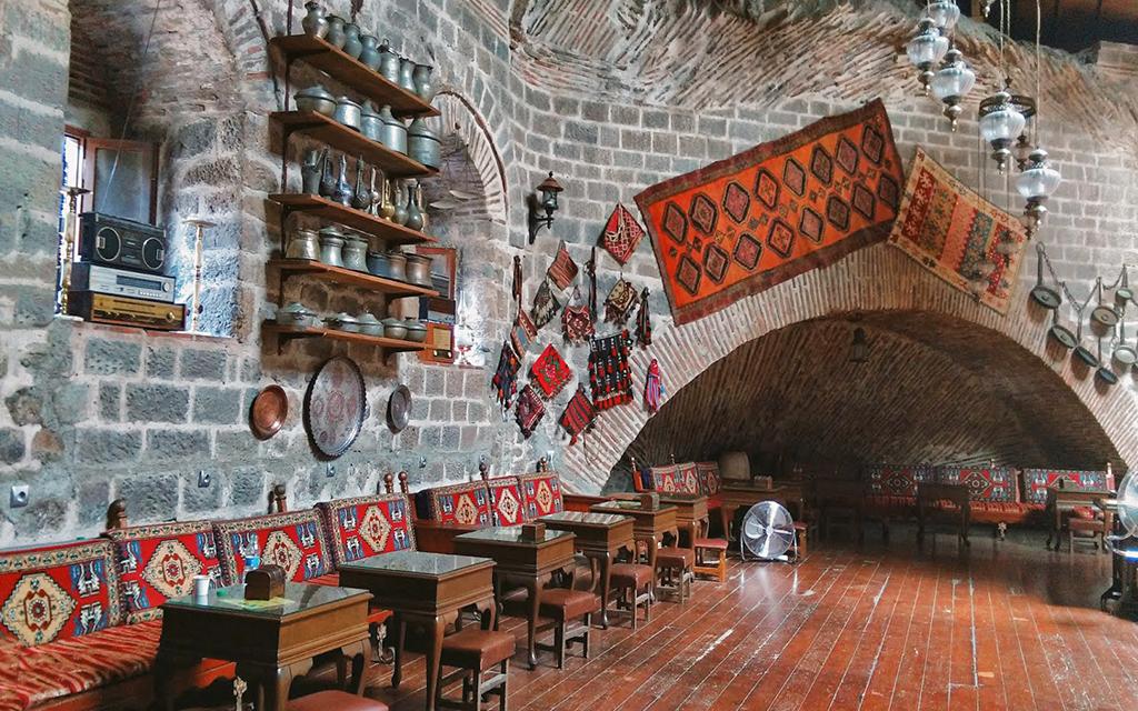 Bedesten, Trabzon