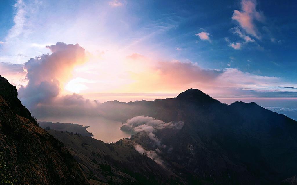 Rinjani Dağı