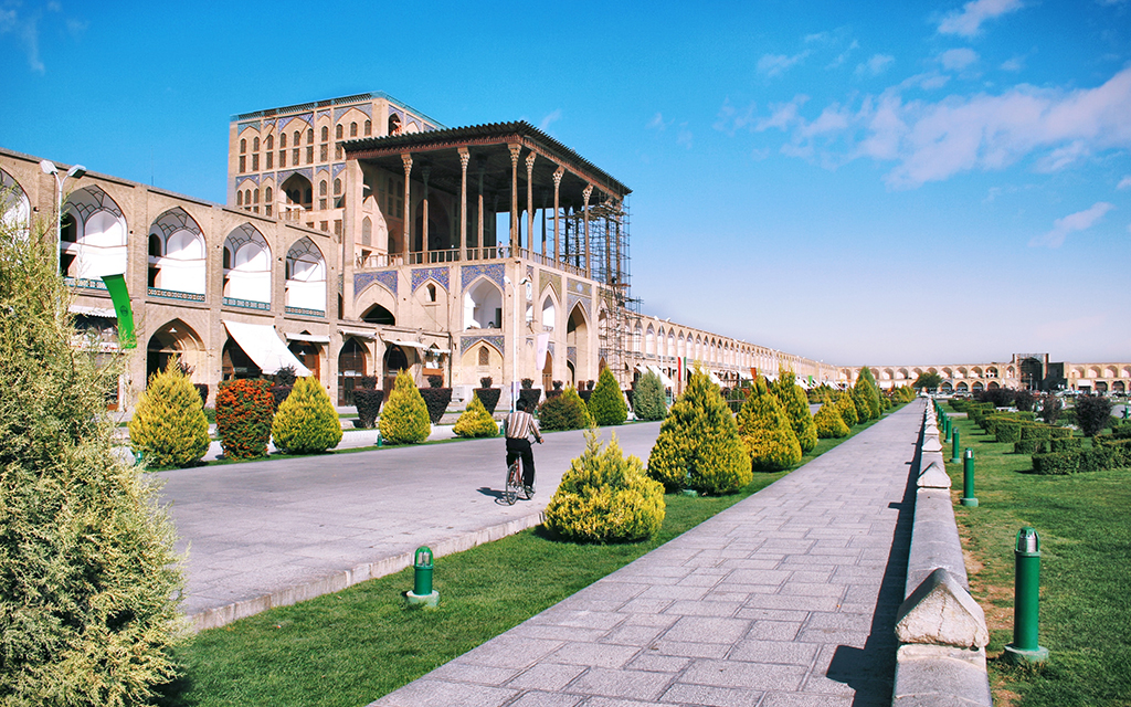 ali kapu isfahan
