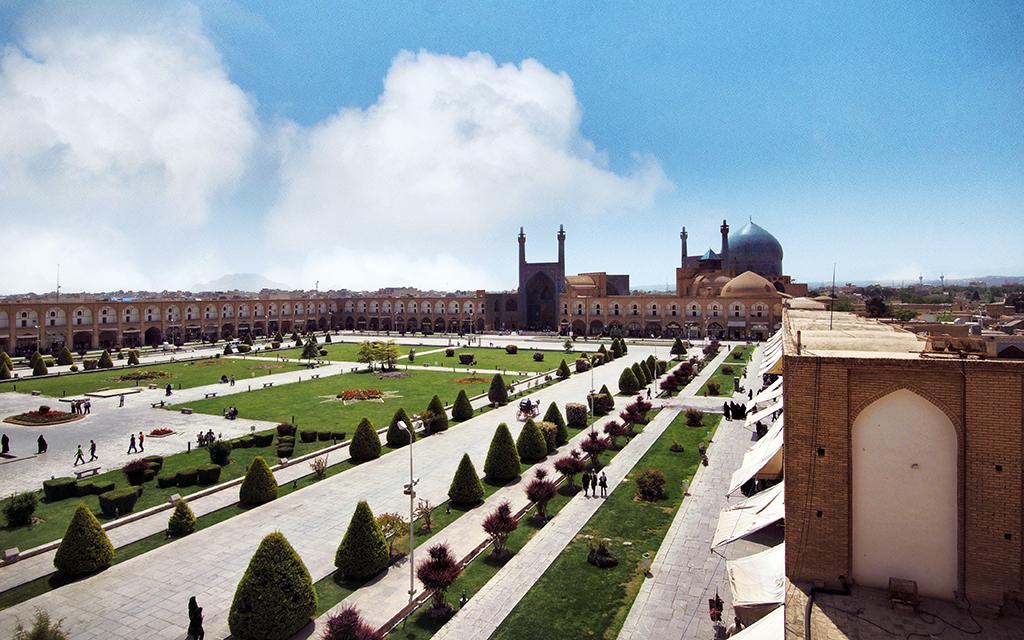 imam meydanı isfahan