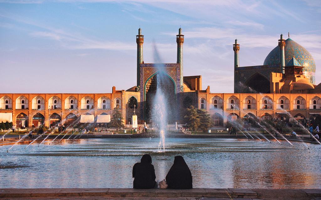 isfahan rehberi