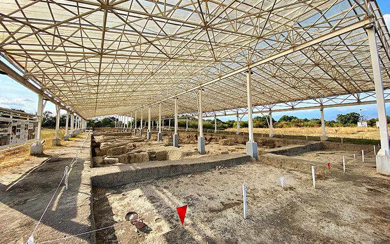 Archaeological Excavations - Ancient Caucasian Albania