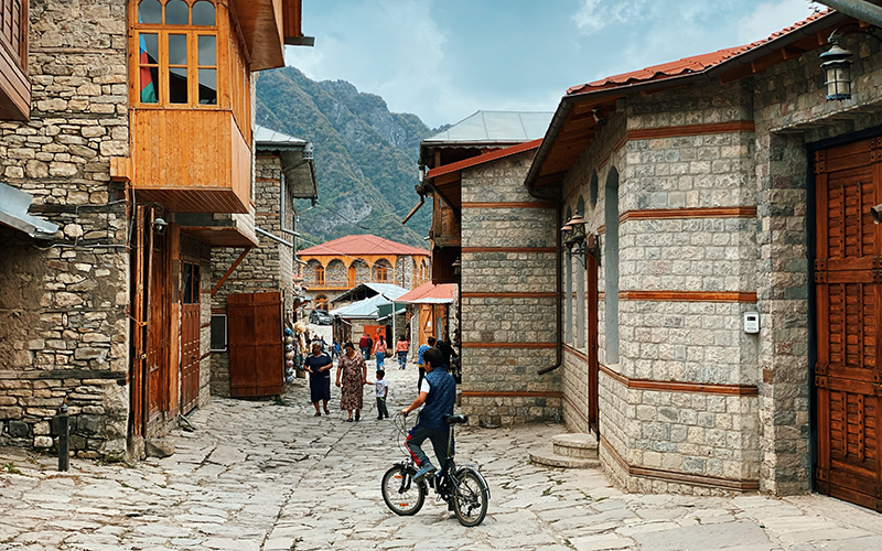 Lahiç, Azerbaycan