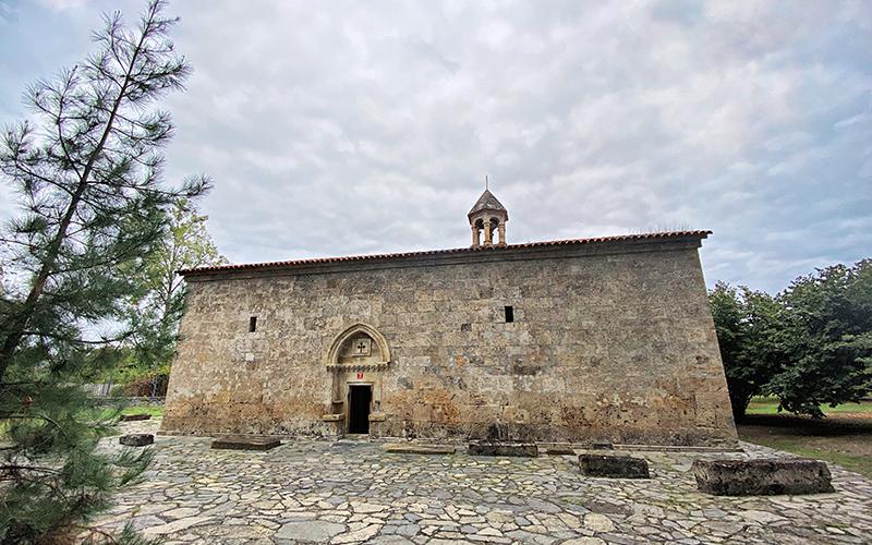 Alban Kilisesi, Niş